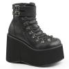 KERA - 21 Black Vegan Leather
